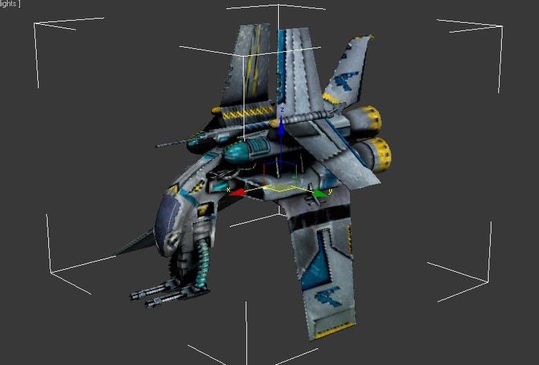 #5 für spaceship design von diand237