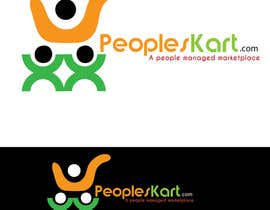 nº 22 pour Logo Design for Peopleskart.com par utrejak