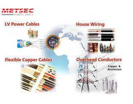 #23 untuk Advertisement Design for Metsec Cables Ltd oleh rOrOeg