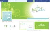 Proposition n° 101 du concours Graphic Design pour lizzy giggs Paper Arts