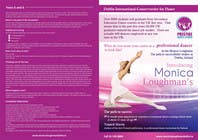 Contest Entry #20 for Design a Flyer for a prestigious dance academy