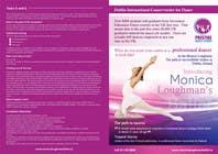 Proposition n° 20 du concours Graphic Design pour Design a Flyer for a prestigious dance academy