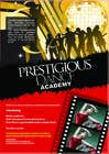 Graphic Design des proposition du concours n°44 pour Design a Flyer for a prestigious dance academy