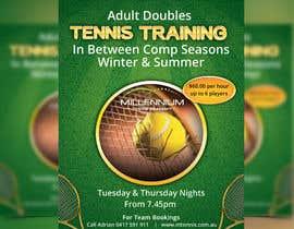 Nro 21 kilpailuun Adult Doubles Tennis Training käyttäjältä mdmirazbd2015