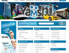 TEHNORIENT tarafından design 3 banners and 1 slider image for classified portal için no 5