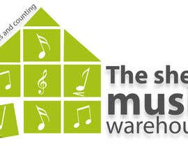 #56 cho Design a Logo for Sheet Music Warehouse bởi marcelog4