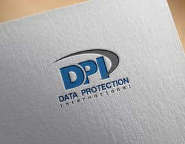 Nro 110 kilpailuun Data Protection International (DPI) Logo käyttäjältä adilesolutionltd