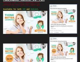 Nro 5 kilpailuun Facebook ad texts for educational app käyttäjältä Lshiva369