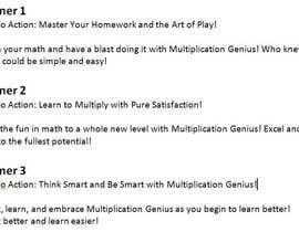 Nro 8 kilpailuun Facebook ad texts for educational app käyttäjältä BreYvonne