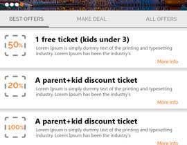 Nro 7 kilpailuun Design a Website+Mobile site/app Mockup käyttäjältä canadasalesteam