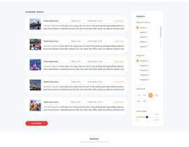 Nro 15 kilpailuun Design a Website+Mobile site/app Mockup käyttäjältä krasotina