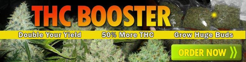 Contest Entry #10 for Design a banner for a marijuana fertilizer