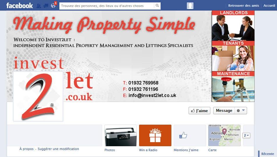 Bài tham dự cuộc thi #8 cho Facebook Page Banner design