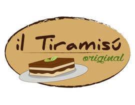 """Nro 7 kilpailuun Design a logo for """" IlTiramisú Originale"""" käyttäjältä nethicortez"""