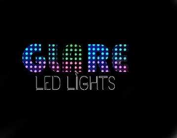 #28 for Design a Logo for Glare LED Lights by Loresita