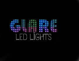 nº 28 pour Design a Logo for Glare LED Lights par Loresita