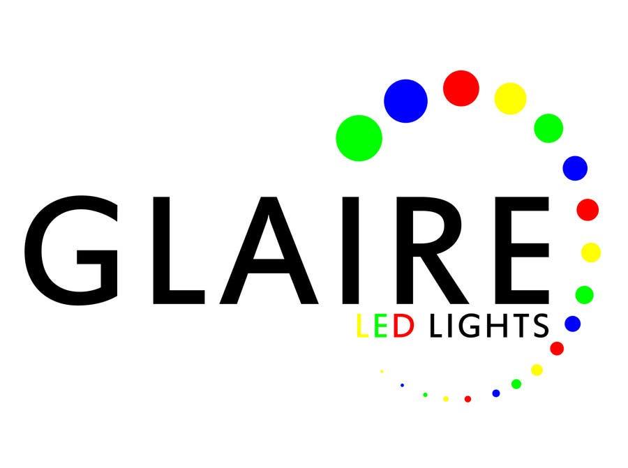 #3 for Design a Logo for Glare LED Lights by nathan23hannah