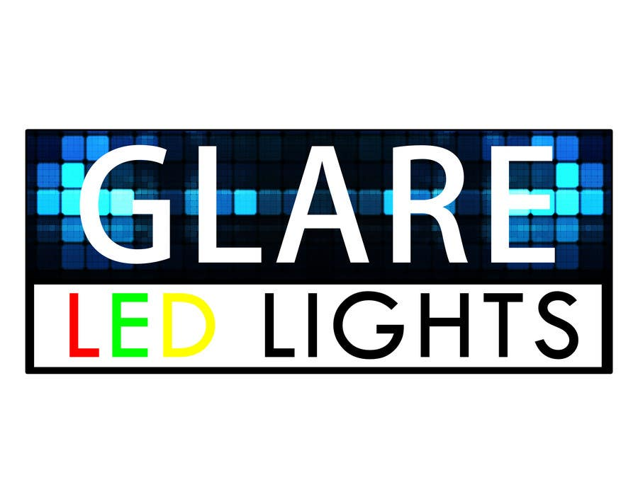 Kilpailutyö #5 kilpailussa Design a Logo for Glare LED Lights