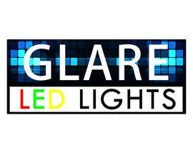 nº 5 pour Design a Logo for Glare LED Lights par nathan23hannah