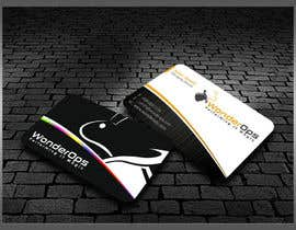 #34 para Design some Business Cards for WonderOps por kreativedhir