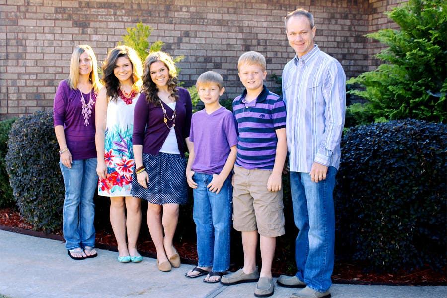 Konkurrenceindlæg #9 for Family Photo Enhancement