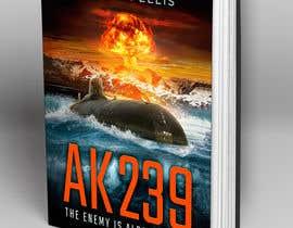dienel96 tarafından 3D Book Cover: 'AK 239' için no 16
