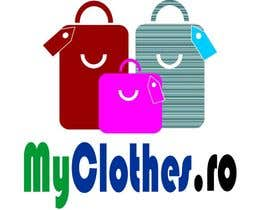 #28 for Design a Logo for MyClothes.ro af VikiFil