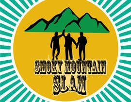 #14 para Design a Logo for Smoky Mountain Slam - Event Artwork por Bobbyjazz