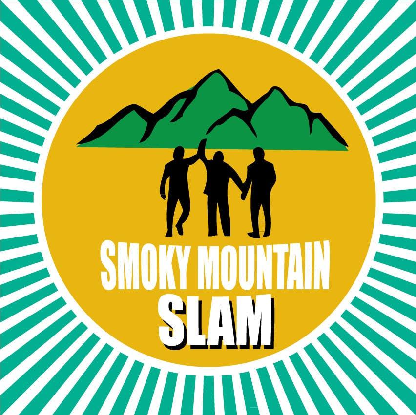 Kilpailutyö #15 kilpailussa Design a Logo for Smoky Mountain Slam - Event Artwork