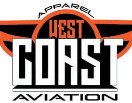 dzuolle tarafından West Coast Aviation Apparel için no 4