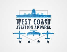 jossmauri tarafından West Coast Aviation Apparel için no 15