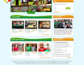 #22 para Design a Website Mockup for educational online magazine for children por iNoesis