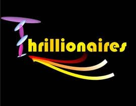 #391 para Logo Design for Thrillionaires de rizookhan