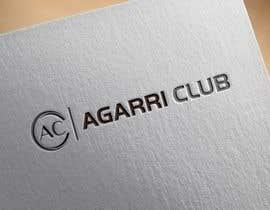 Nro 23 kilpailuun AGARRI CLUB käyttäjältä GururDesign