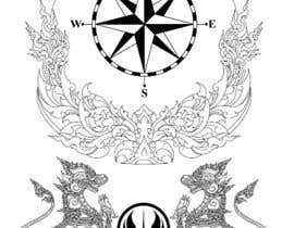 #17 for Design a Tattoo by phanuwatkhonsap