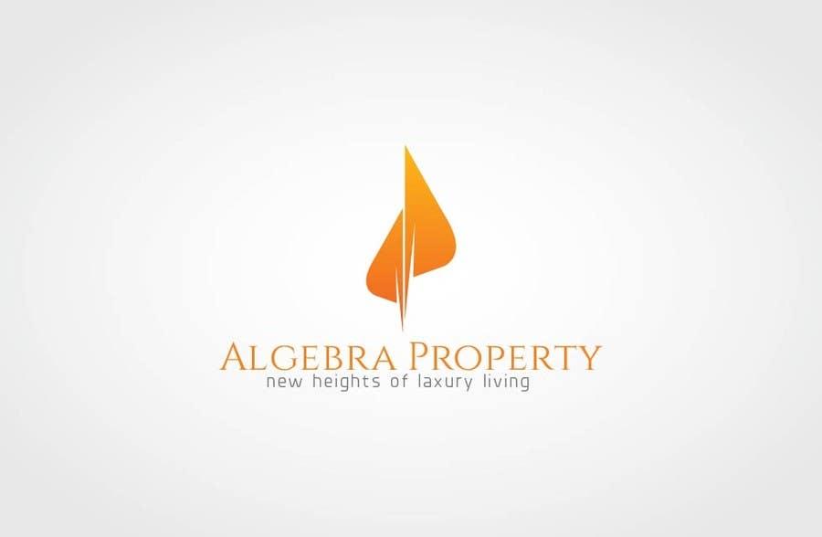 Penyertaan Peraduan #12 untuk Design a Logo for Algebra Real Estate