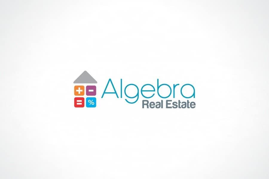 Penyertaan Peraduan #344 untuk Design a Logo for Algebra Real Estate