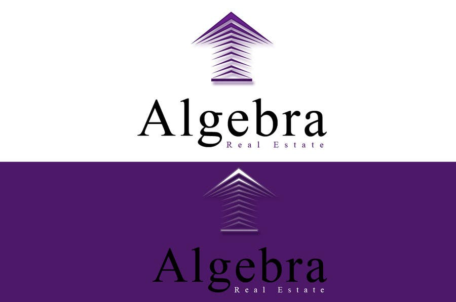 #224 for Design a Logo for Algebra Real Estate by prateek2523