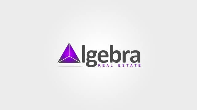 #195 for Design a Logo for Algebra Real Estate by FreeLander01