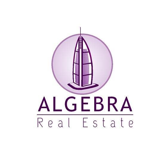 #49 for Design a Logo for Algebra Real Estate by biratmani