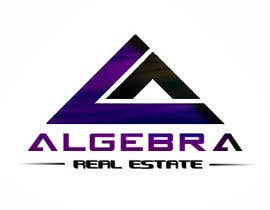 #349 for Design a Logo for Algebra Real Estate by Jacksonmedia