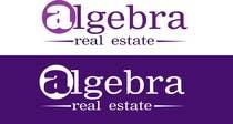 Graphic Design Entri Peraduan #317 for Design a Logo for Algebra Real Estate
