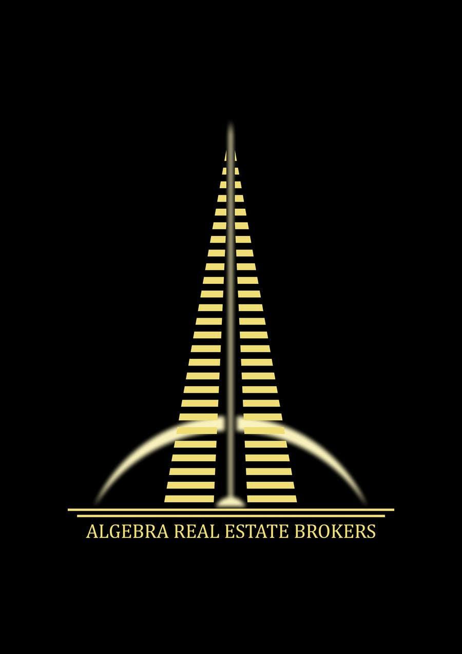 Penyertaan Peraduan #141 untuk Design a Logo for Algebra Real Estate