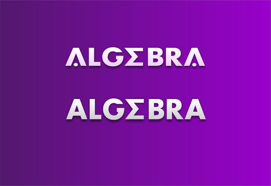Penyertaan Peraduan #189 untuk Design a Logo for Algebra Real Estate
