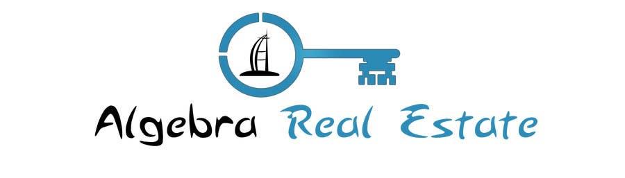 Penyertaan Peraduan #162 untuk Design a Logo for Algebra Real Estate