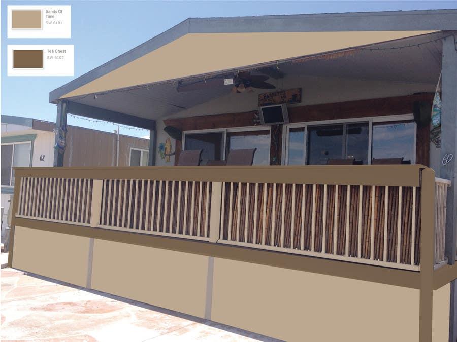 Konkurrenceindlæg #15 for House -  Exterior Paint Color Combos