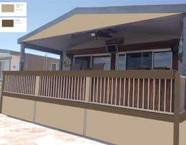 #16 for House -  Exterior Paint Color Combos by dannnnny85