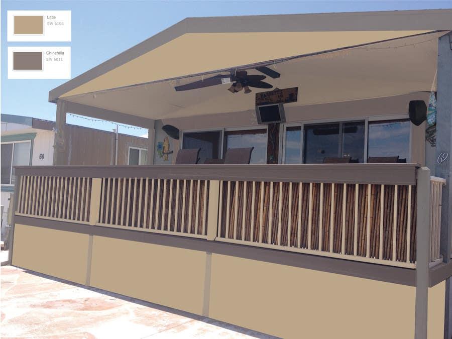 Konkurrenceindlæg #29 for House -  Exterior Paint Color Combos