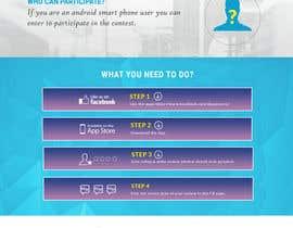 Nro 31 kilpailuun Design a Website Mockup käyttäjältä jituchoudhary