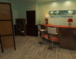 Nro 4 kilpailuun Reception and guest area makeover käyttäjältä shottyno
